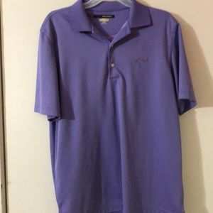 Greg Norman Collection Shirts - Greg Norman dry fit polo